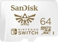 Sandisk 64GB micro-SDXC Card For Nintendo Switch
