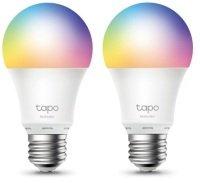 Tapo Smart WiFi Lightbulb Multicolour L530E(2-pack)