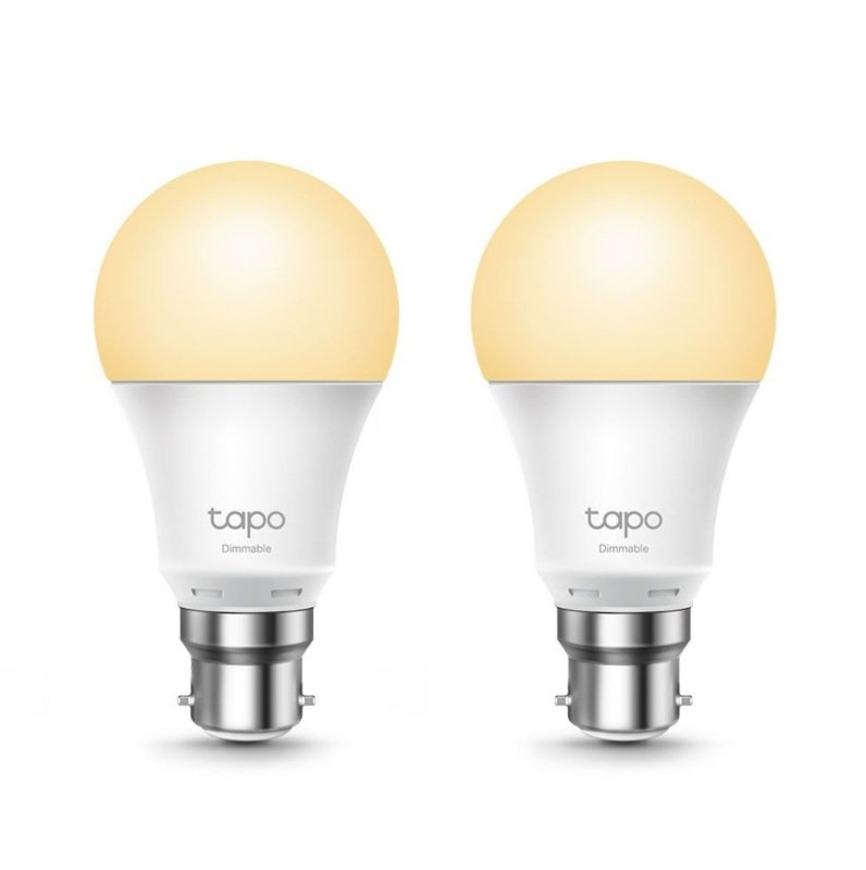 Tapo Smart  Wi-Fi Light Bulb Dimmable L510B(2-pack)