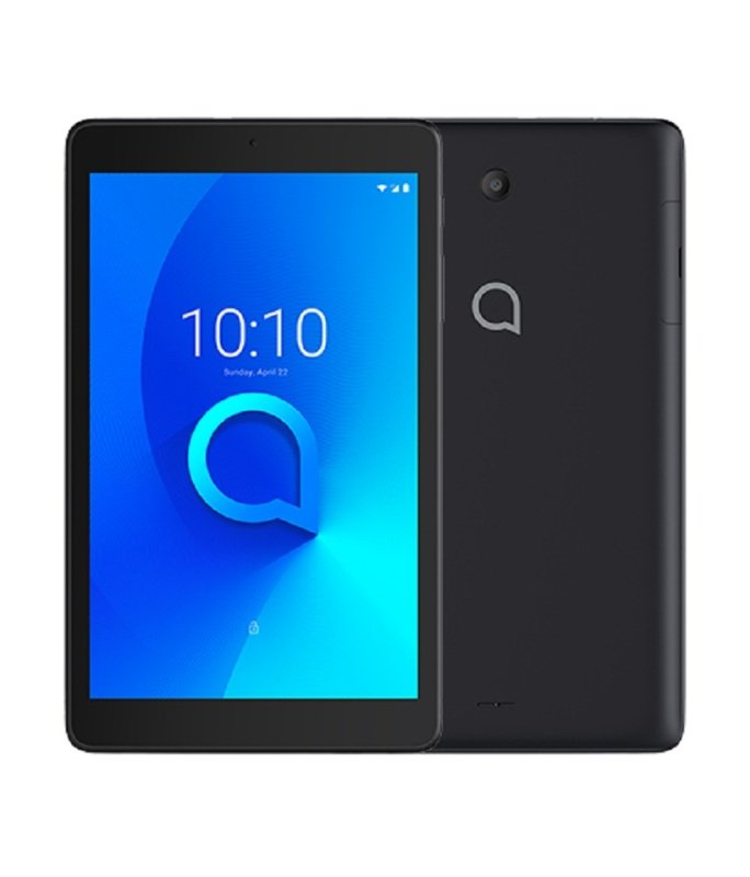 Alcatel 3T 8 16GB Tablet - Metallic Black