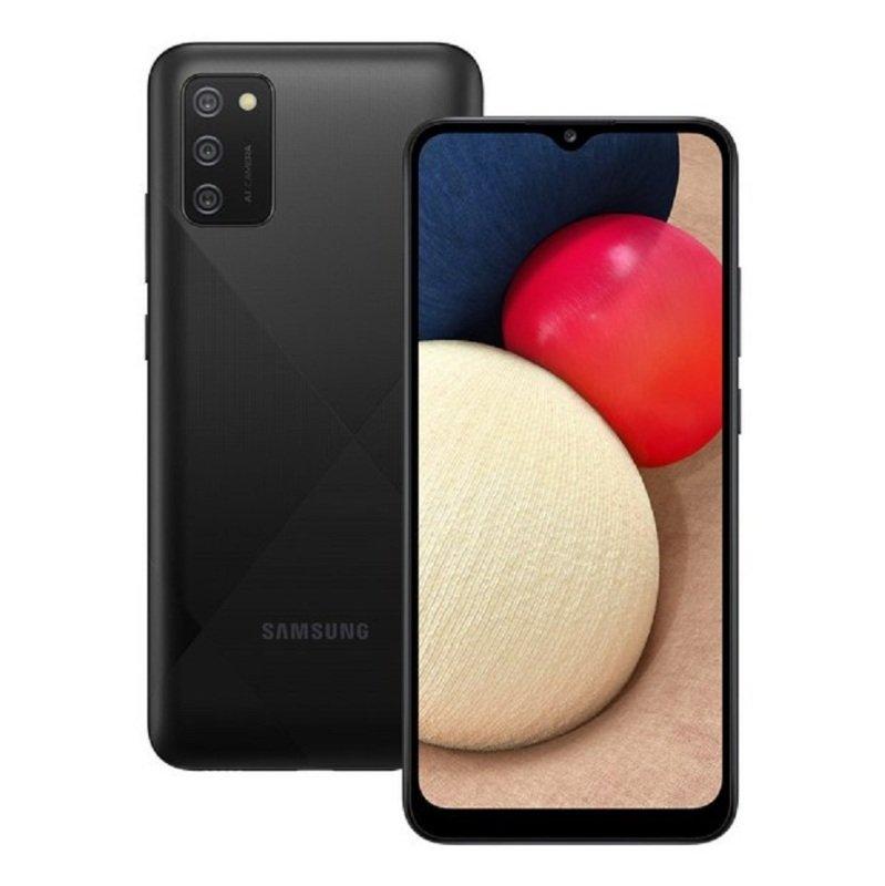 Samsung Galaxy A02s 6.5'' 32GB Smartphone - Black