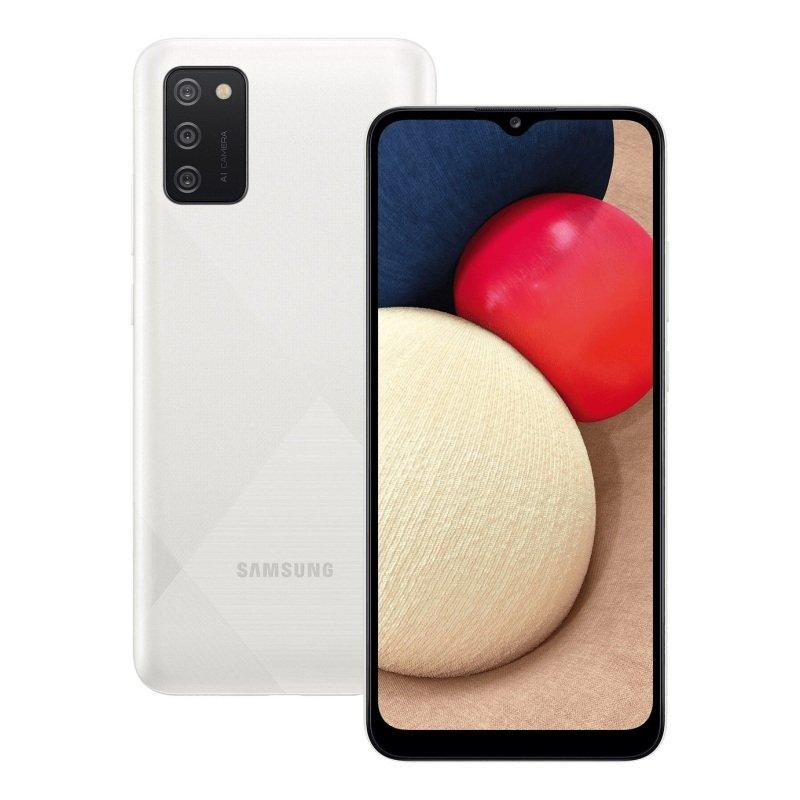 Samsung Galaxy A02s 6.5'' 32GB Smartphone - White