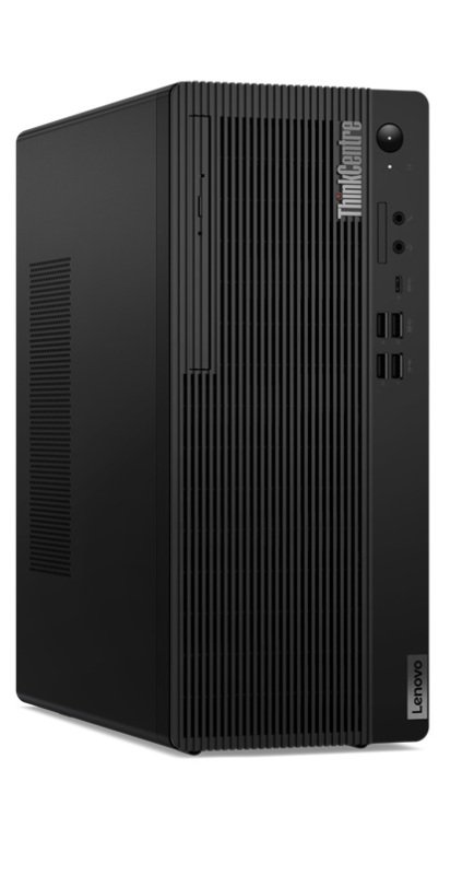 Image of Lenovo ThinkCentre M70t TWR Desktop PC, Intel Core i7-10700 2.9GHz, 8GB DDR4, 256GB SSD, DVDRW, Intel UHD, Windows 10 Pro