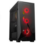 AlphaSync RTX 3060 AMD Ryzen 5 16GB RAM 1TB HDD 240GB SSD Gaming Desktop PC