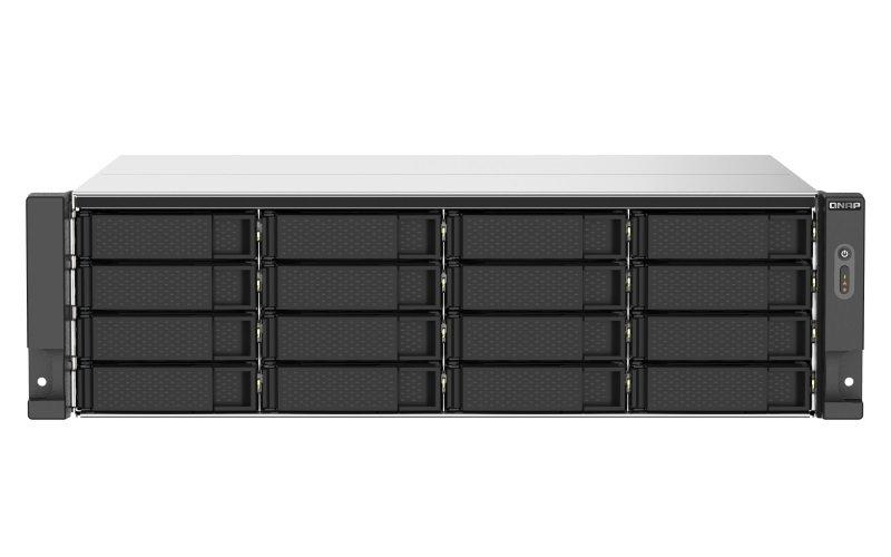 QNAP TS-1673AU-RP-16G 16 Bay Rack Enclosure with 16GB RAM