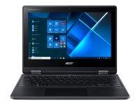 "Acer TravelMate B311N-31 Celeron N4020 4GB 64GB eMMC 11.6"" Windows 10 Pro Touchscreen Convertible Laptop"
