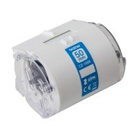 EXDISPLAY Brother Label Roll 50mm x 5m (For the Brother VC-500W Label Printer) CZ1005
