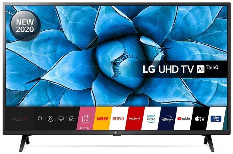 LG 43UN73006 43 4K Ultra HD Smart HDR10 TV