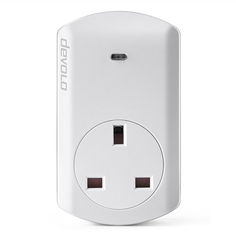 EXDISPLAY Devolo Home Control Smart Metering Plug 9500 - White