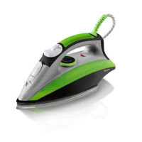 Elgento E22003 2200w Steam Iron Green/Black