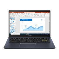 """ASUS VivoBook Ryzen 7 8GB 512GB SSD 14"""" FHD Win10 Pro Beskoke Black Laptop"""