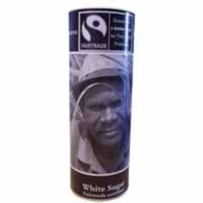 Fairtrade White Sugar - 800g Cannister
