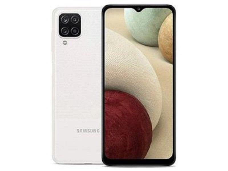 Samsung Galaxy A12 6.5'' 64GB Smartphone - White