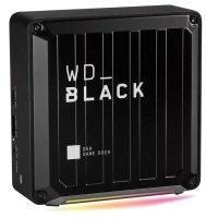 WD_BLACK D50 GAME DOCK (w/o SSD) BLACK EMEA