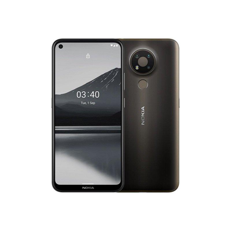 "Nokia 3.4 6.3"" 32GB Smartphone - Charcoal"