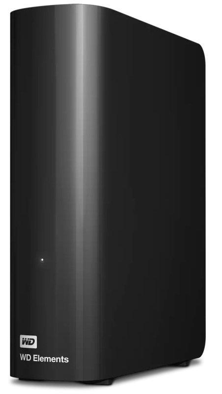 WD Elements 18TB Desktop Hard Drive - Black