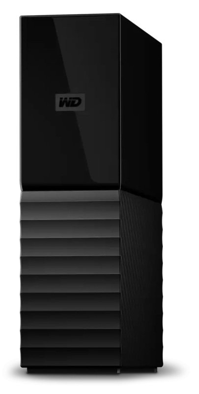 WD 16TB My Book USB 3.0 Desktop Hard Drive with Password Protection and Auto Backup Software