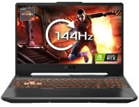 "Asus TUF A15 Ryzen 7 16GB 1TB HDD 256GB SSD RTX 2060 15.6"" FHD Win10 Home Gaming Laptop"