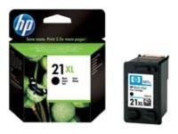 *HP 21XL Black Print cartridge
