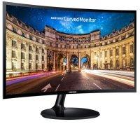 "Samsung C24F390 24"" Full HD Curved LED Monitor"