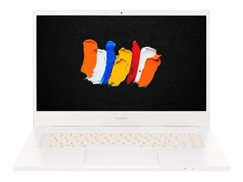 """Image of ACER ConceptD 3 Pro Core i7 16GB 1TB SSD Quadro T1000 15.6"""" FHD Win10 Pro Creator Laptop"""