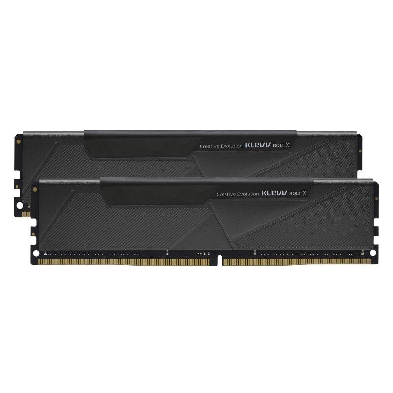 Klevv 16GB Kit (2X8GB) Bolt X Gaming DDR4 3600MHZ PC4-28800 1.35V CL18