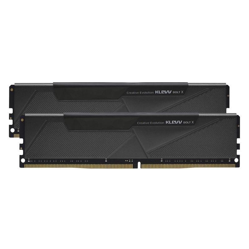 KLEVV 32GB Kit (2X16GB) BOLT X GAMING DDR4 3600MHZ PC4-28800 1.35V CL18