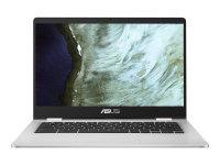 """ASUS Chromebook C423NA Celeron N3350 4GB 64GB eMMC 14"""" HD Chromebook"""
