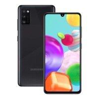 "Samsung Galaxy A41 6.1"" 64GB Smartphone -  Prism Crush Black"