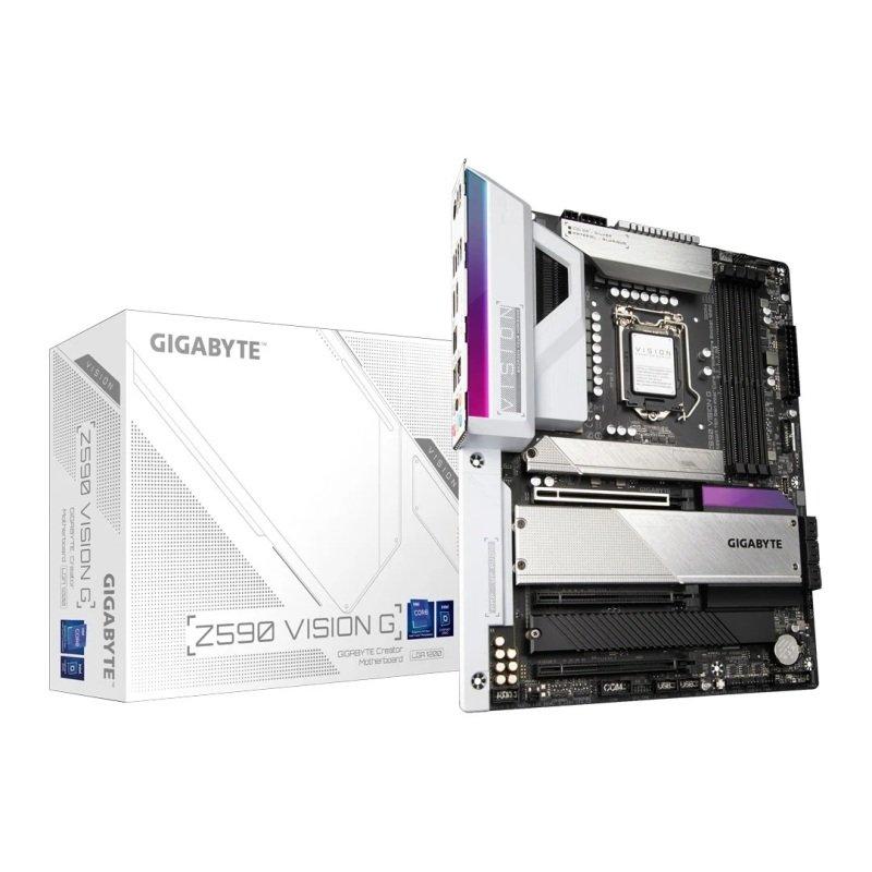 Gigabyte Z590 Vision G ATX Motherboard