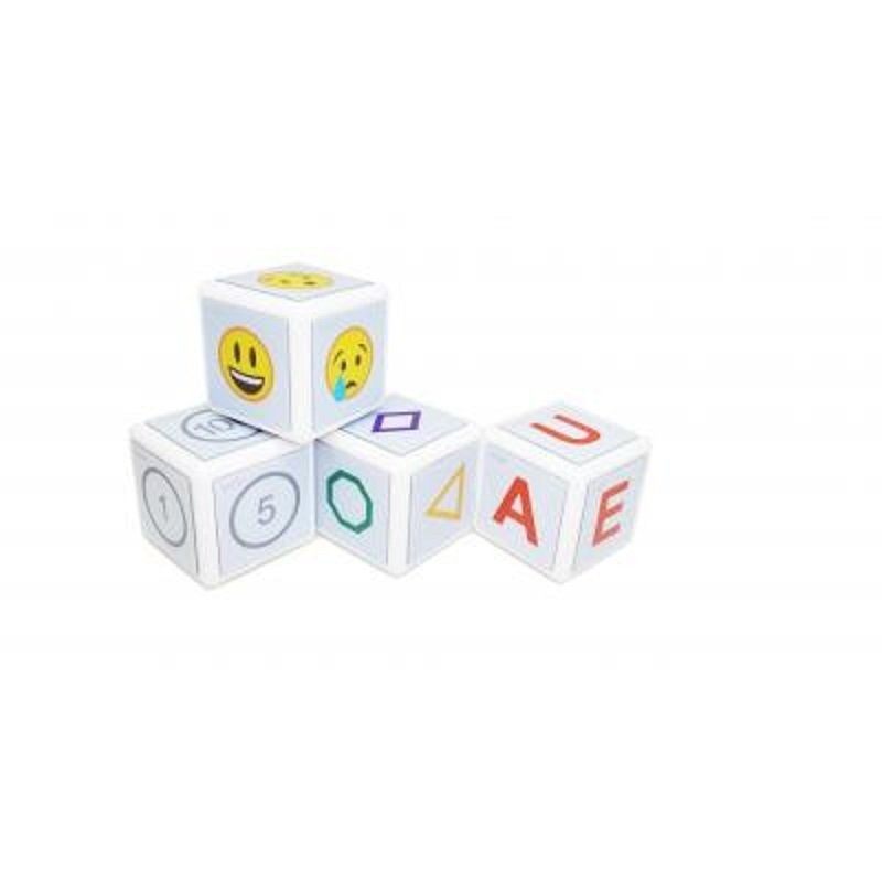 SMART Board TS-4CUBE-LEARN - Tool Explorer Learn 4-Cube Bundle for SMART 6000S series