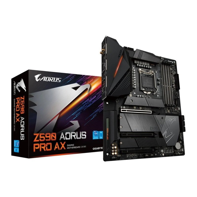 Gigabyte Z590 Aorus Pro AX ATX Motherboard
