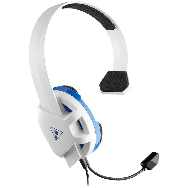 TURTLE BEACH RECON CHAT Headset White - PS4 Pro PS4