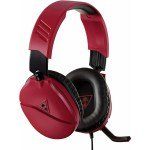 Turtle Beach Recon 70 Red Gaming Headset for Nintendo Switch