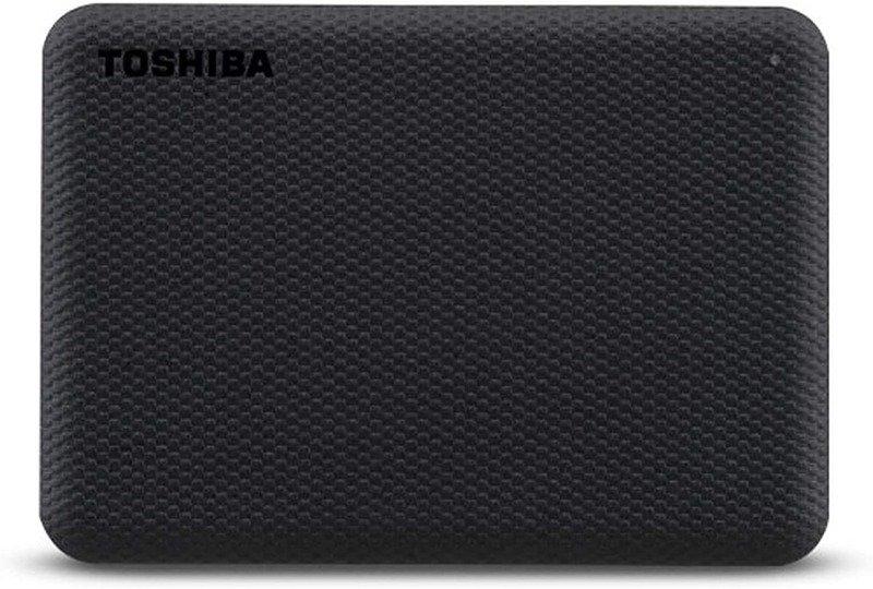Toshiba Canvio Advance 2TB Ext HDD Black