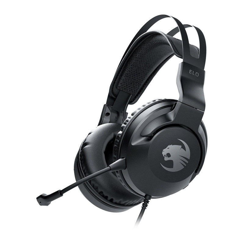 ROCCAT Elo X Stereo Wired Cross-Platform Stereo Gaming Headset