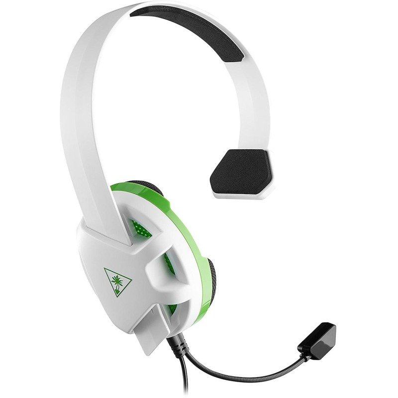 Turtle Beach Recon Chat Headset for Xbox One, White