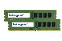 Integral 16GB Kit (2 x 8GB) DDR4 3200MHz PC4-25600 1.2V CL22 UDIMM