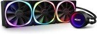 NZXT Kraken X73 RGB 360mm All-In-One Hydro CPU Cooler with RGB Lighting 3x 120mm RGB PWM Fans CAM Control Intel/AMD
