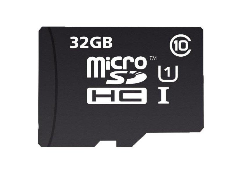 Integral 32GB microSD Class 10 UHS-1 U1 up to 90MBs