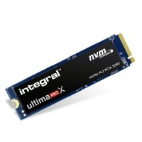 Integral UltimaPro X V2 2TB M.2 2280 PCIe NVMe V2 SSD - Seq. Read 3400MBs/Write 3000MBs