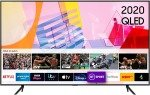 "Samsung QE50Q65T 50"" QLED HDR 4K Ultra HD Smart TV with TVPlus"