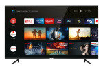 """TCL 65P615K 65"""" Television, 4K Ultra HD, Smart Android TV with Freeview Play"""