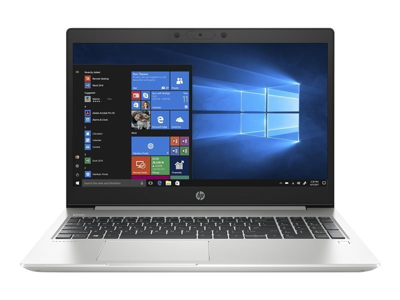 "HP ProBook 445 G7 Ryzen 5 8GB 256GB SSD 14"" FHD Win10 Pro Laptop"