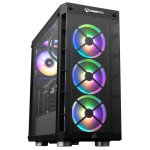 AlphaSync iCUE RTX 3070 Core i7 11th Gen 32GB RAM 1TB SSD 2TB HDD Gaming Desktop PC