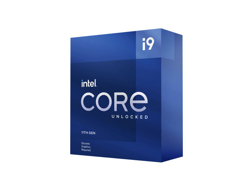 Intel Core i9 11900KF 11th Gen Rocket Lake 8 Core Processor