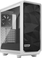 Fractal Design Meshify 2 Compact White TG - Clear Tint
