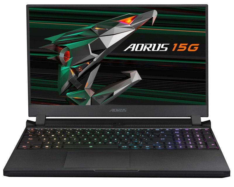 """Image of Gigabyte AORUS 15G KC Core i7 16GB 512GB SSD RTX 3060 15.6"""" FHD Win10 Home Gaming Laptop"""