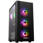 Alphasync RX 6700XT AMD Ryzen 7 16GB RAM 1TB HDD 480GB SSD Gaming Desktop PC