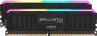 Crucial Ballistix MAX RGB 16GB Kit (2 x 8GB) DDR4-4400 Desktop Gaming Memory (Black)